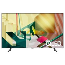 Samsung QE75Q70TA 75 inch QLED 4K Quantum HDR Smart TV with Tizen OS front