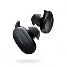 Bose QuietComfort Noise Cancelling Bluetooth Earbuds in Triple Black