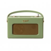 Roberts RD70L DAB+/DAB/FM Revival Radio with Bluetooth - Leaf Green front