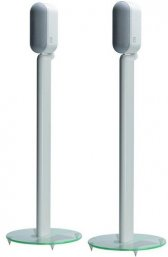 Q Acoustics 7000ST Speaker Stand Pair in White
