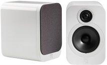 Q Acoustics Q3020 Series Bookshelf Speakers in White Pair