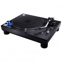 Technics SL-1210GR Direct Drive Turntable System - Black angle