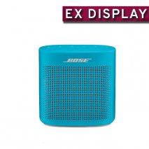 Bose SoundLink® Colour Bluetooth® Speaker II in Aquatic Blue - Ex Display