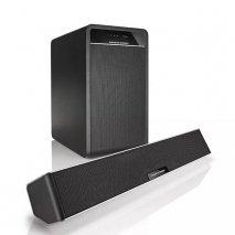 Acoustic Energy Aego Sound3ar Soundbar and Subwoofer full
