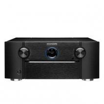 Marantz SR8015 11.2 Ch 8K AV Amplifier with 3D Sound and Heos Built-in - Black