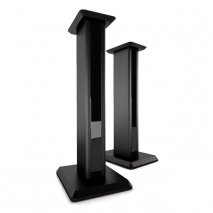 Acoustic Energy Reference Stands in Piano Black