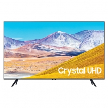 Samsung UE65TU8000 65 inch HDR Smart 4K TV with Tizen OS front