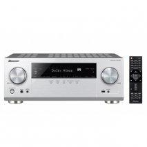 Pioneer VSX933 7.2 Channel 4K Ultra HD AV Receiver in Silver
