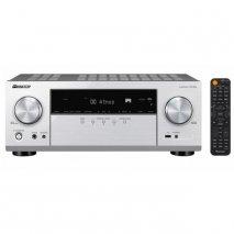 Pioneer VSX934 7.2 Ch 4K Dolby Atmos AV Receiver in Silver