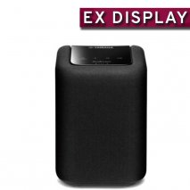 Yamaha MusicCast WX010 Wireless Speaker with Bluetooth & Airplay in Black - Ex Display