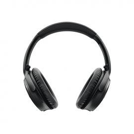 Bose QuietComfort 35 II Noise Cancelling Wireless Headphones Black Front