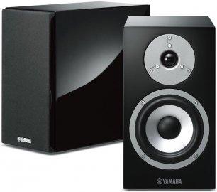 Enlarge Yamaha NSBP401 High End Bookshelf Speakers In Piano Black