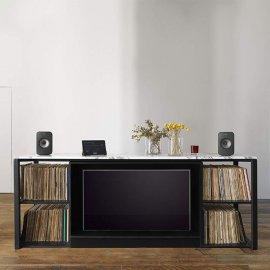 Kef LSX WIreless Music Speakers in Black