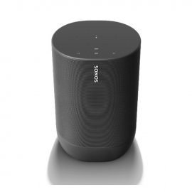 Sonos Move Portable Bluetooth Speaker front