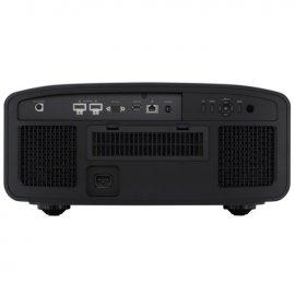 JVC DLA-N5B 4K D-ILA Projector in Black back