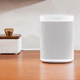 Sonos 2 x One Gen 2 Wireless Speakers in White with Amazon Alexa