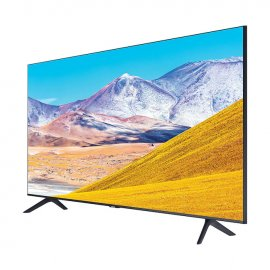 Samsung UE55TU8000 55 inch HDR Smart 4K TV with Tizen OS angle